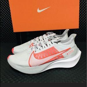 NWB! Nike Zoom Gravity Running Shoes Pink Grey